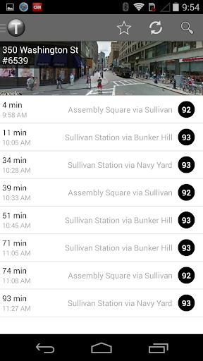 Boston Bus MBTA