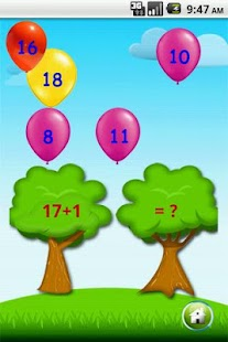 Math is easy: free for kids - screenshot thumbnail