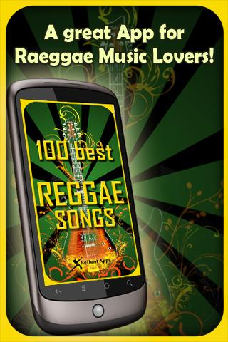 100 Best Reggae Songs