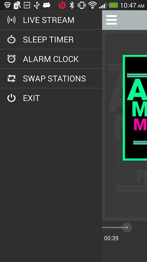 Q93FM Todays Hit Music Station - screenshot