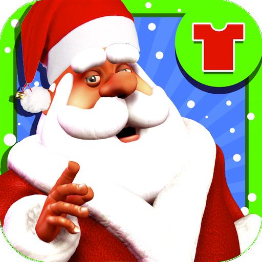 圣诞老人装扮 - 儿童游戏 休閒 App LOGO-硬是要APP