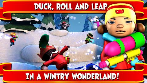 SnowJinks Screenshot 3