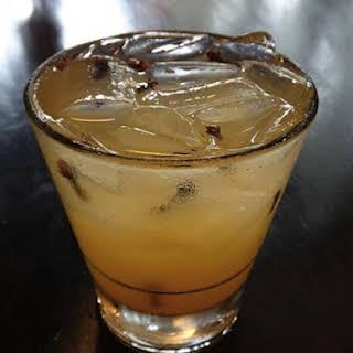 Butternut Squash-Infused Rum.