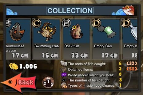 Funny Fish - Fishing Fantasy- screenshot thumbnail