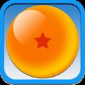 Dragon Ball Z Game TRIVIA logo