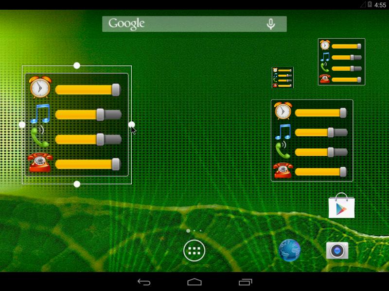 Download Volume Control Widget APK latest version app for
