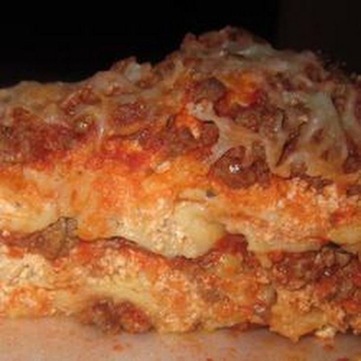 Slow Cooker Lasagna II Recipe
