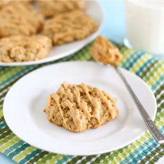 Peanut Butter, Banana, and Honey Cookies