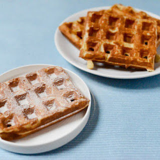 Light and Crisp Waffles