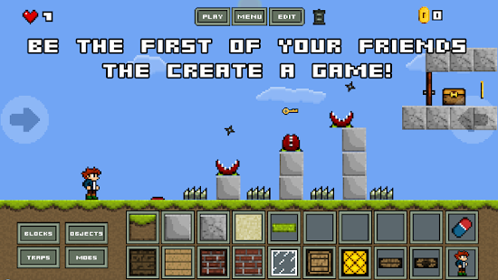 Game Maker🔝: Create Games Screenshot
