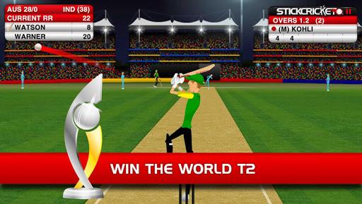 Stick Cricket screenshot 2