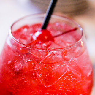 Cherry Kiddie Cocktail