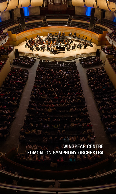 Winspear Centre- screenshot