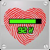 Calculadora do Amor