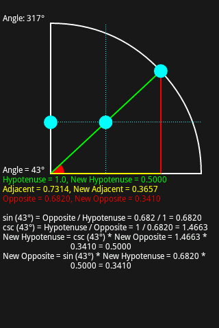 Trigonometric - screenshot