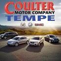 Coulter Motor Company logo