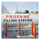 Propane Refill Station Locator
