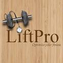 LiftPro 3 Fitness Tracker icon