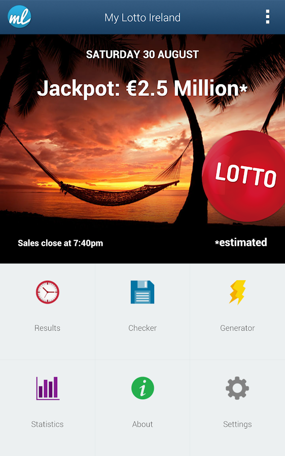irish lotto generator
