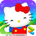 Hello Kitty Village icon
