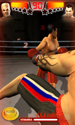[Juegos Android] Iron Fist Boxing v3.94