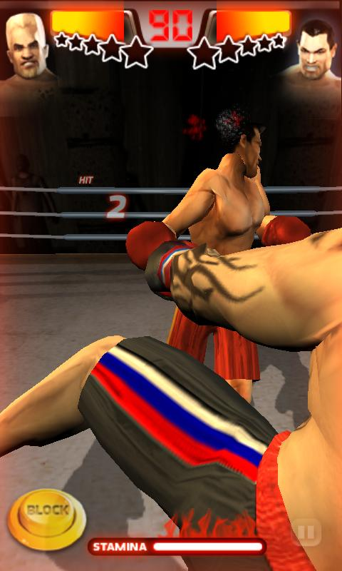 Iron Fist Boxing - screenshot