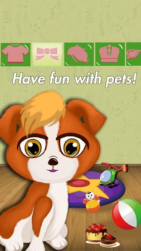 玩免費家庭片APP|下載寵物沙龍-換裝遊戲 app不用錢|硬是要APP