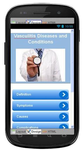 Vasculitis Disease Symptoms