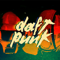 Daft Punk Audio Visualizer logo