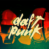 Daft Punk Audio Visualizer