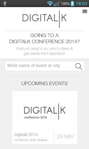 DigitalK Conference 2014