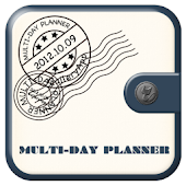 Multi Day Planner