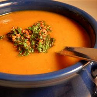 Moroccan Vegetable Soup.