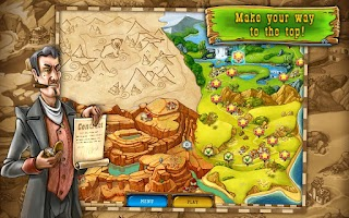 Screenshot of The Golden Years: Way Out West