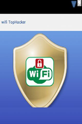 Wifi TopHacker Simulator - screenshot