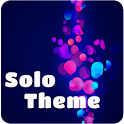 Cool Purple Solo Theme icon