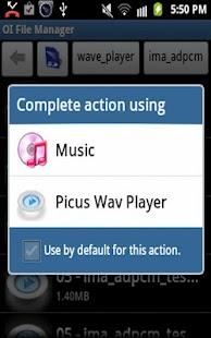 Picus Wav Player Trial- screenshot thumbnail