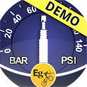 Bicycle Tire Pressure Demo icon