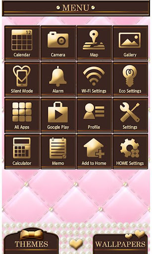 Cute Wallpaper Quilted Pink 1.3 Windows u7528 2