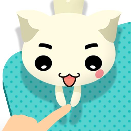 ドッチにゃん【ねこゲーム】 休閒 App LOGO-APP試玩