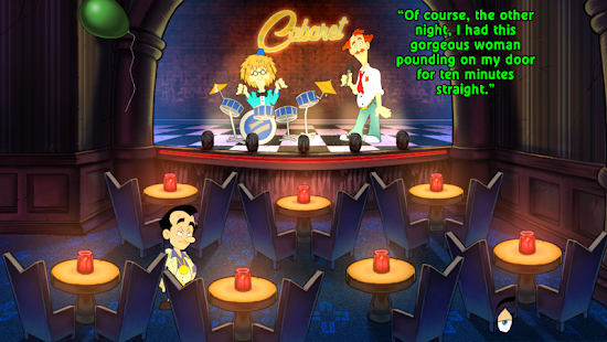 Leisure Suit Larry: Reloaded- screenshot thumbnail