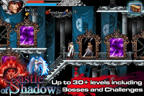 Castle Of Shadows - screenshot