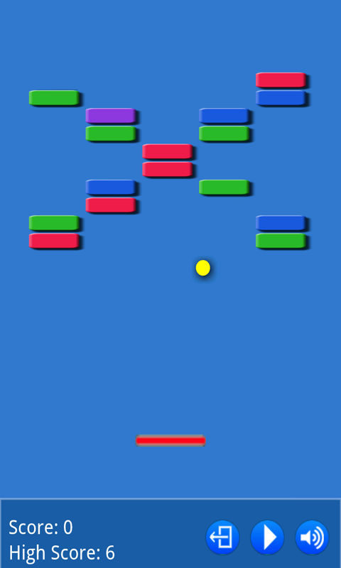 Brick Buster- screenshot
