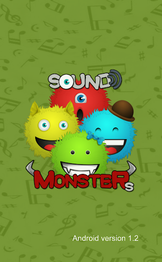 SoundMonsters - Simon Game