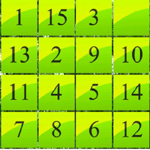 15パズル 解謎 App LOGO-APP試玩