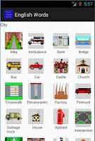 Screenshot of Learn English Words