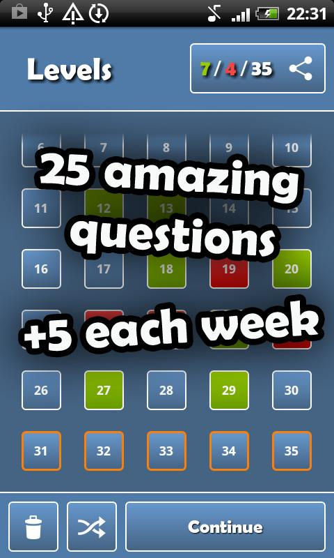 Brain teasers & Logic thinking - screenshot