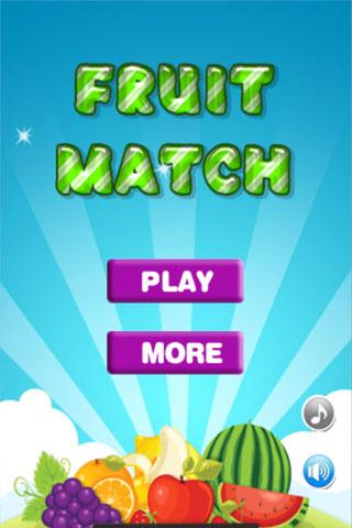 Fruit Match Three