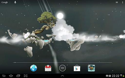 玩個人化App|Sky Islands LWP免費|APP試玩