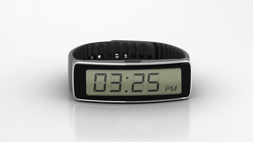 Classic Digital Clock Gear Fit